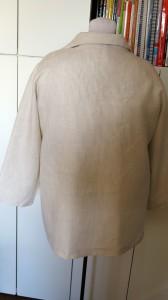 Jac Shirt Puppe hinten