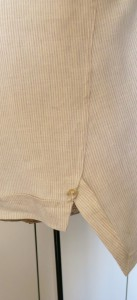 Jac Shirt Saumdetail