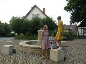 3 Frauen Brunnen