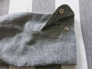 G-Kleid Ärmelbündchen