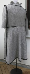 G-Kleid Innenverarbeitung