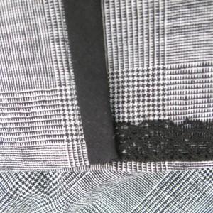 G-Kleid Saumdetail