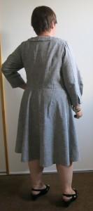 G-Kleid hinten