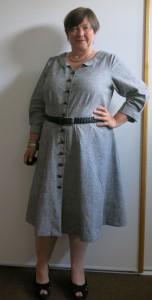 G-Kleid vorne