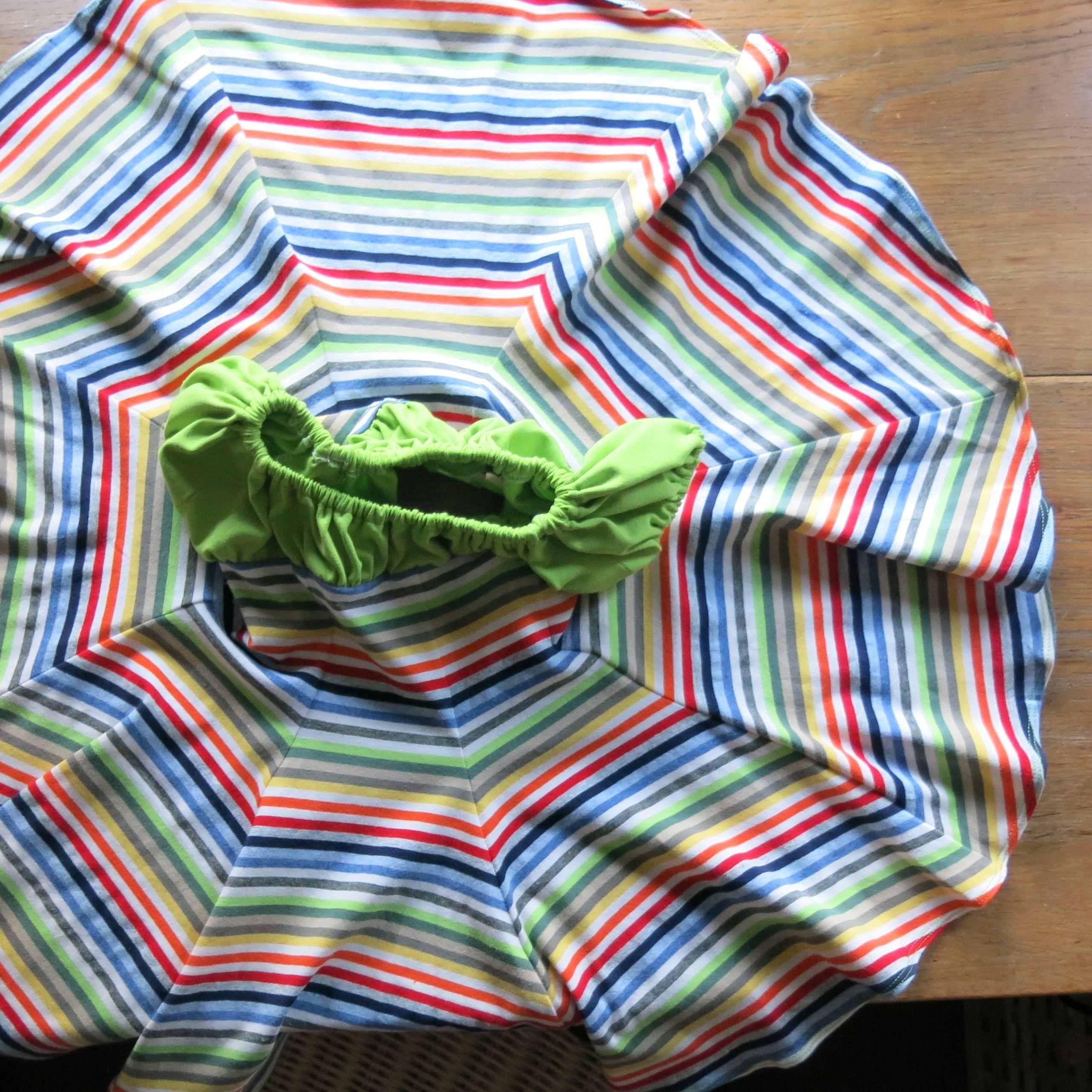 Maria 2 Jahre Kleid Teller