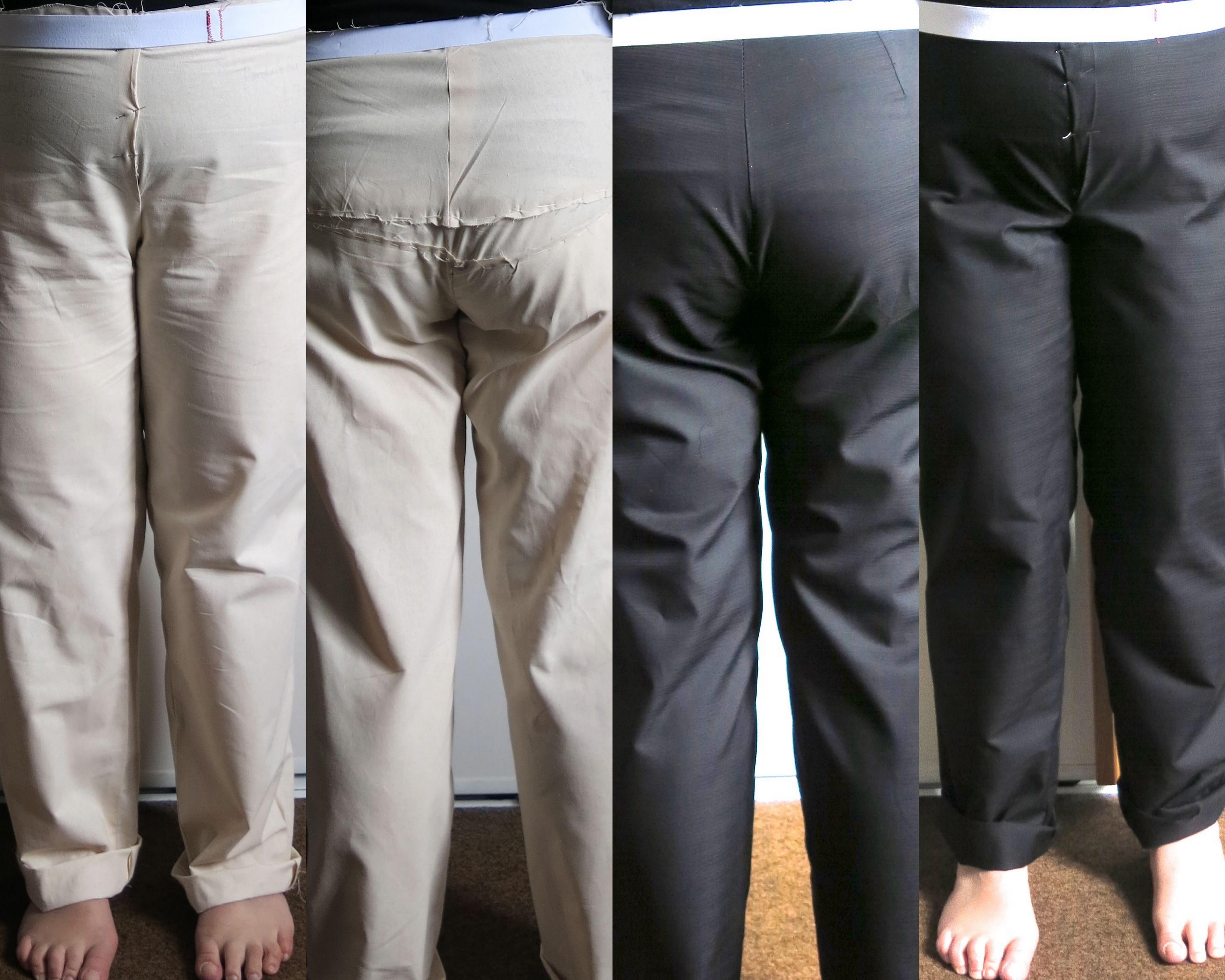 Erste Hosenprobe1