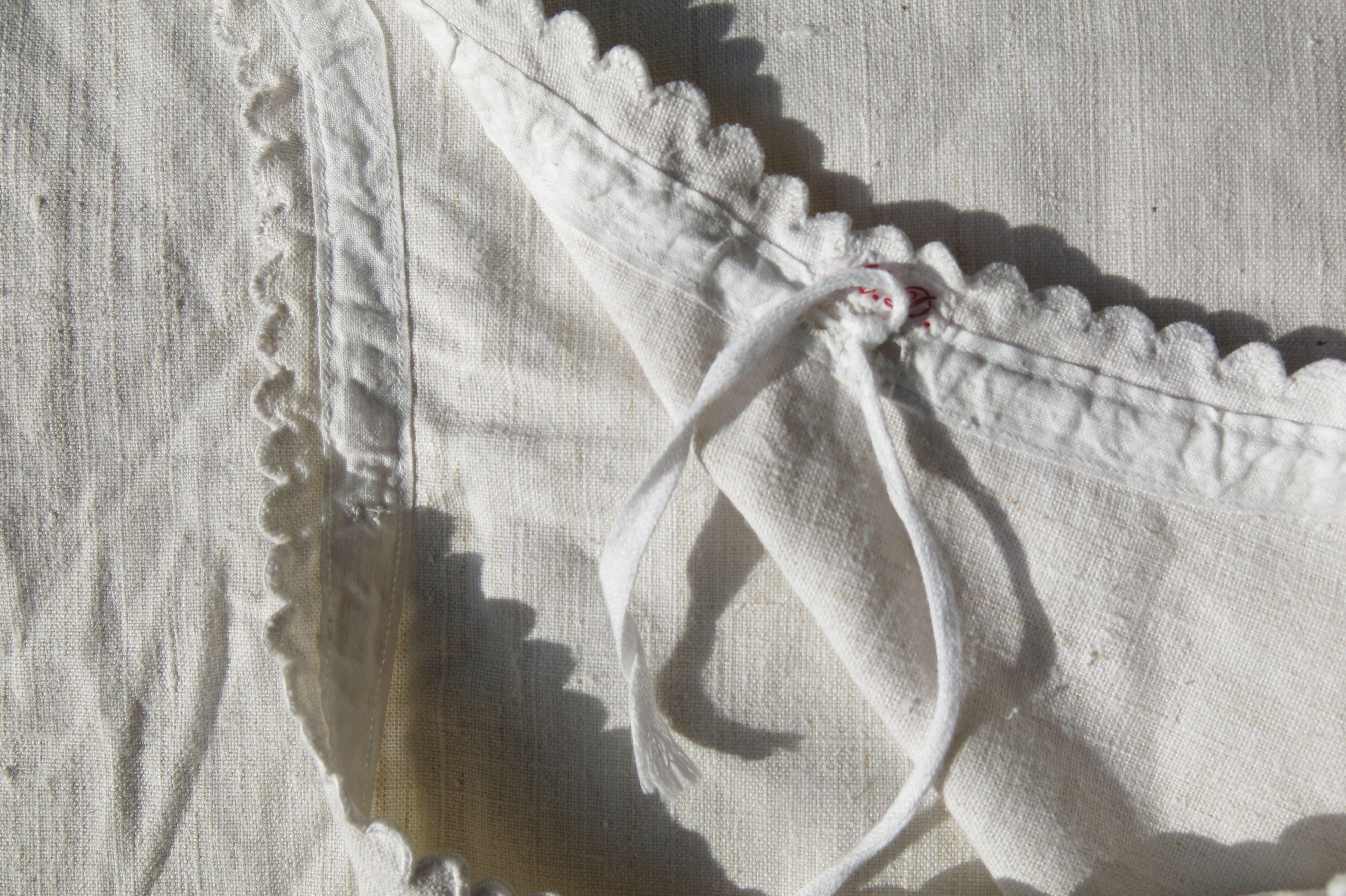 Leinenhemd Detail 1