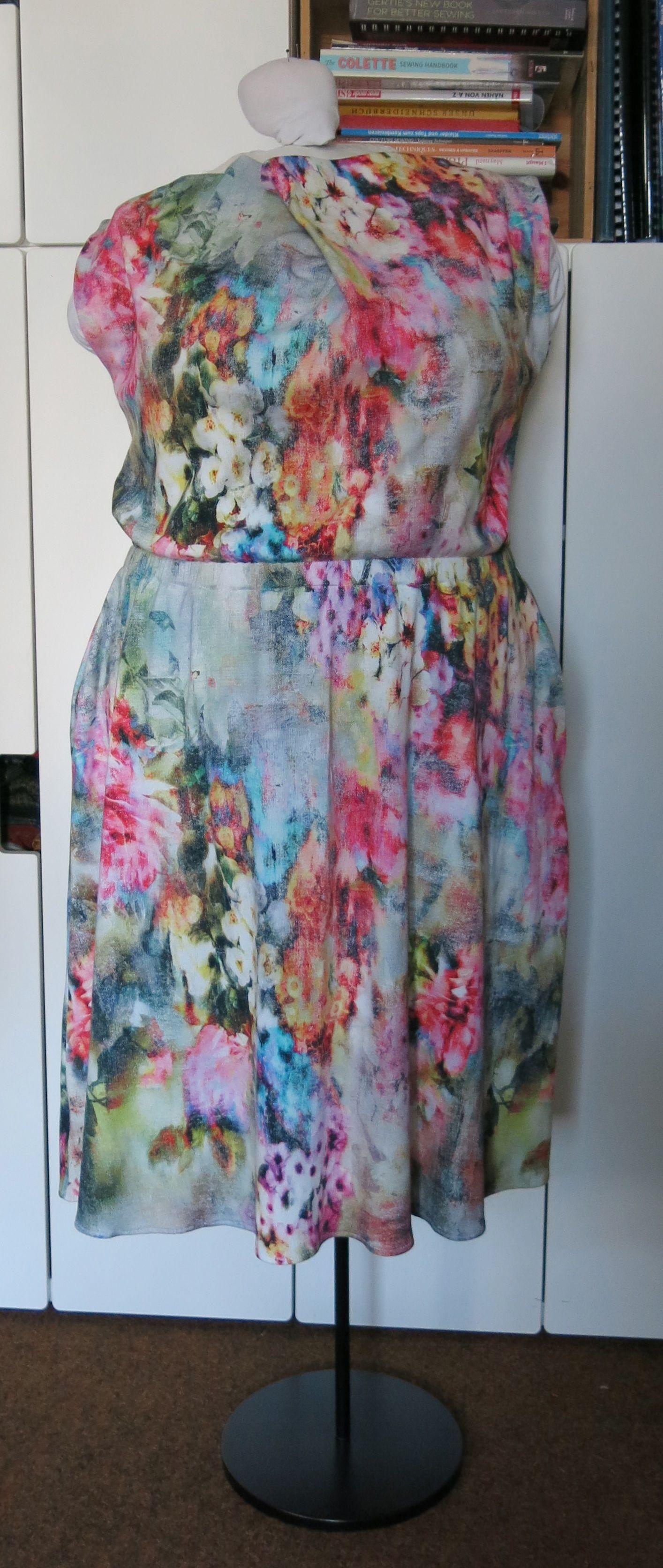 Myrtel Kleid ADP vorne