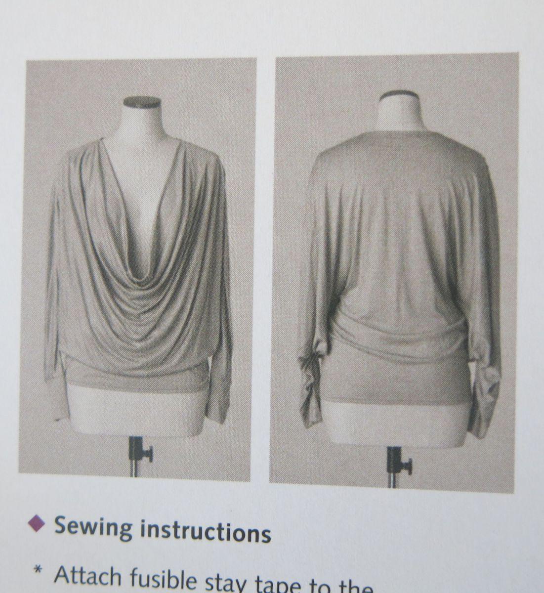 drape drape 3 Top