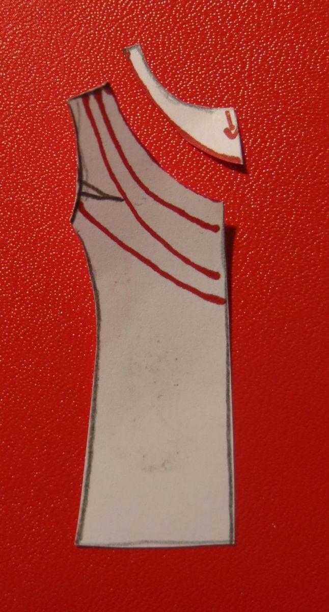 WF Kleid Schnitt 2