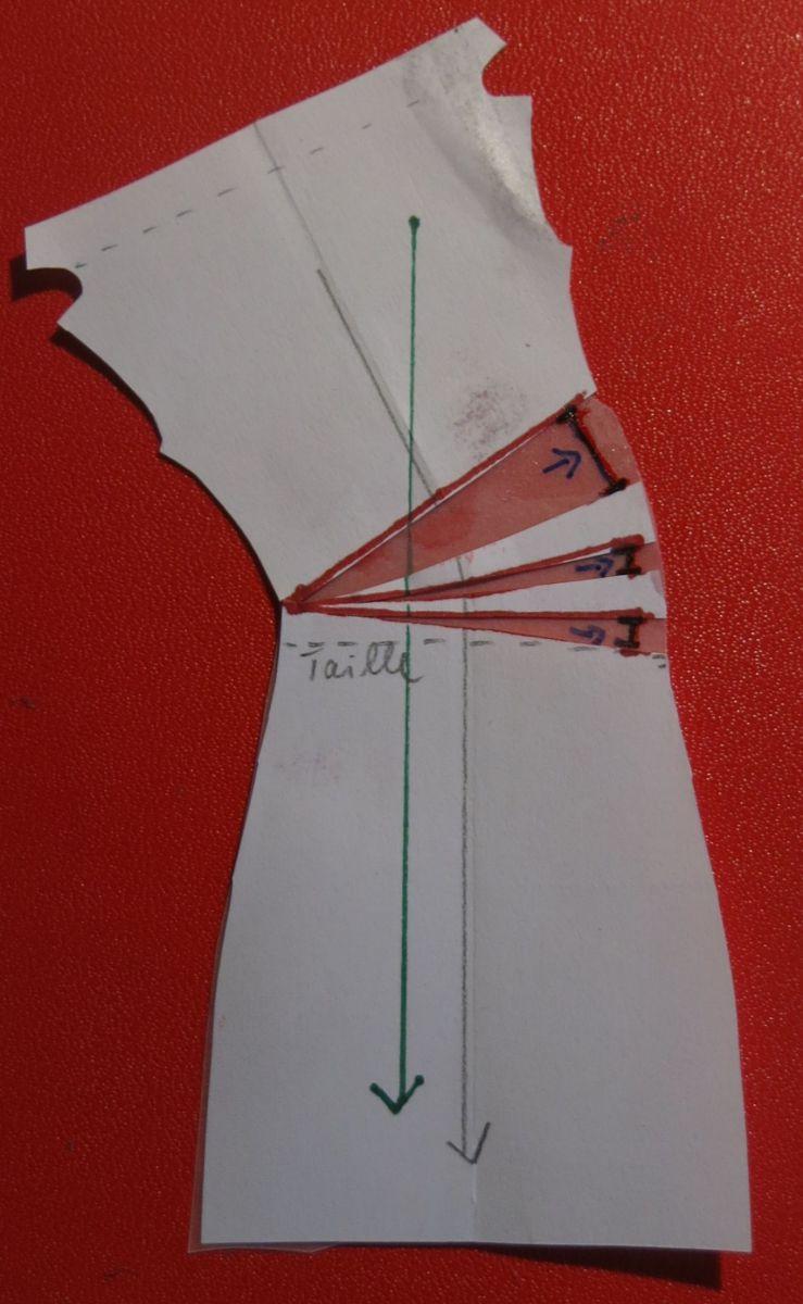 WF Kleid Schnitt 9