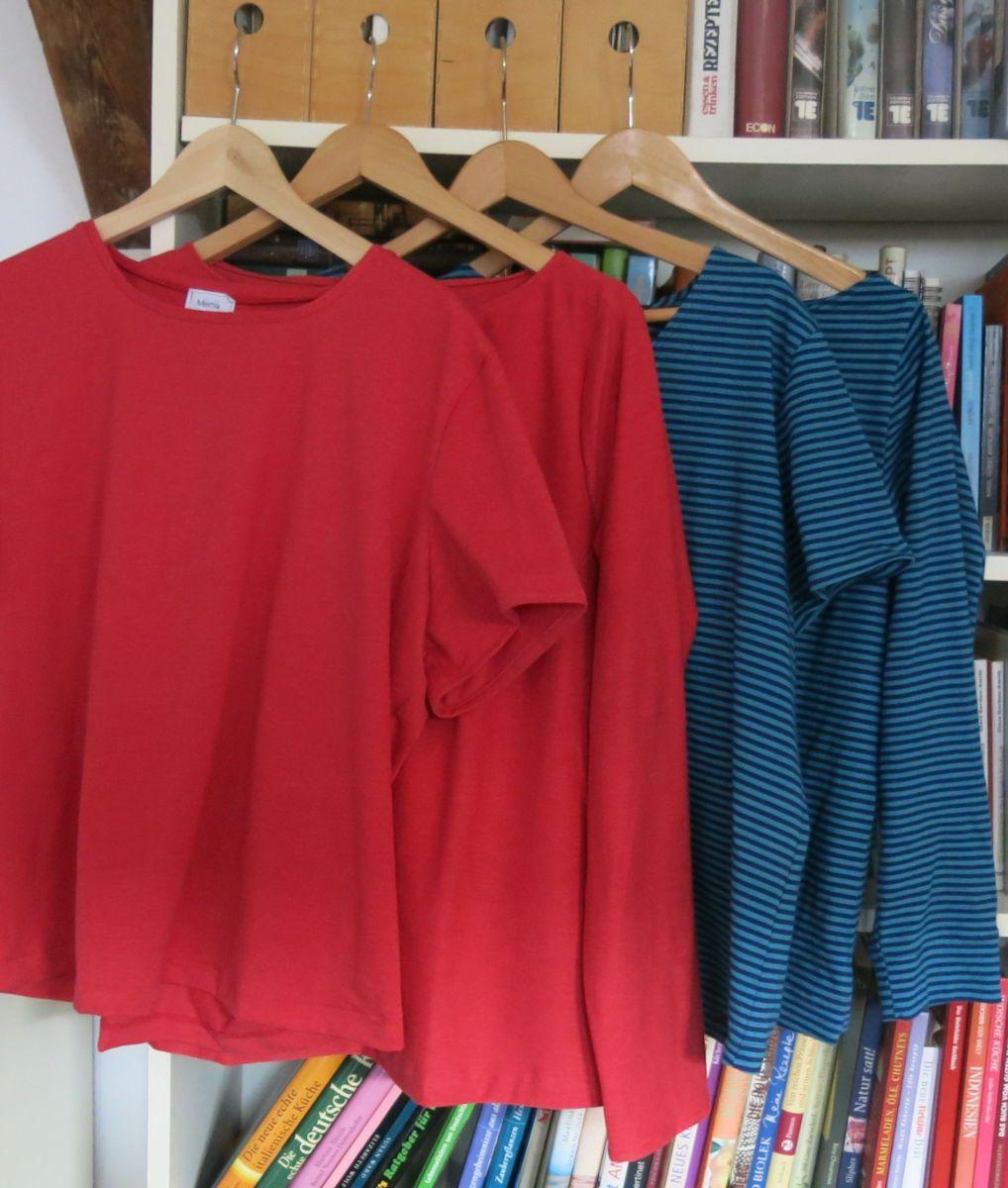 T-Shirts  2 mal 2 Meter