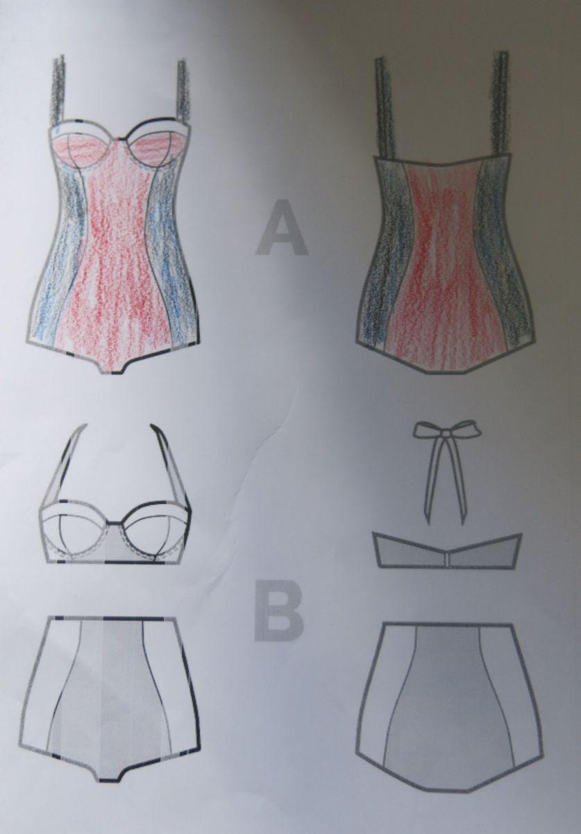 Sophie technische Zeichnung