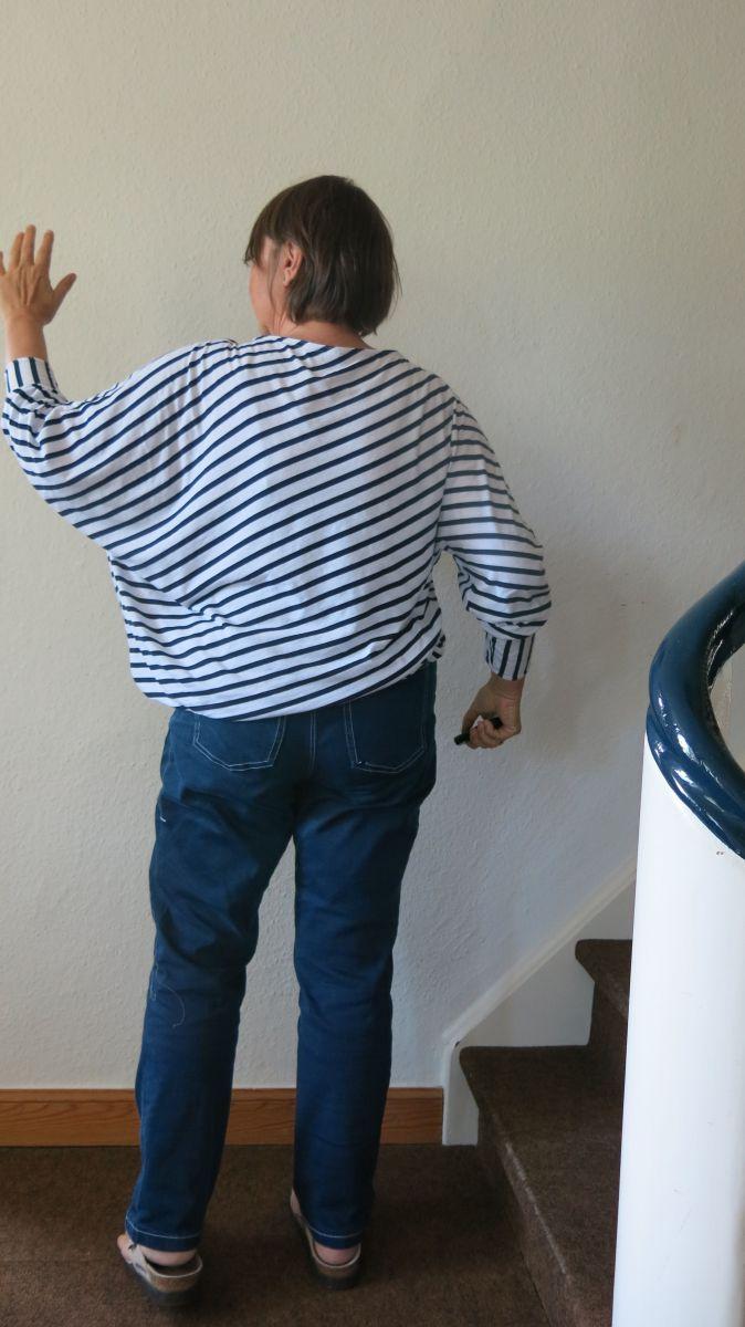 Bunka Shirt hinten