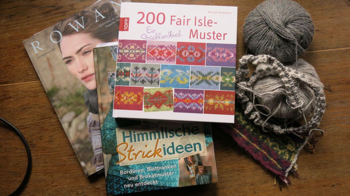fair-isle-literatur