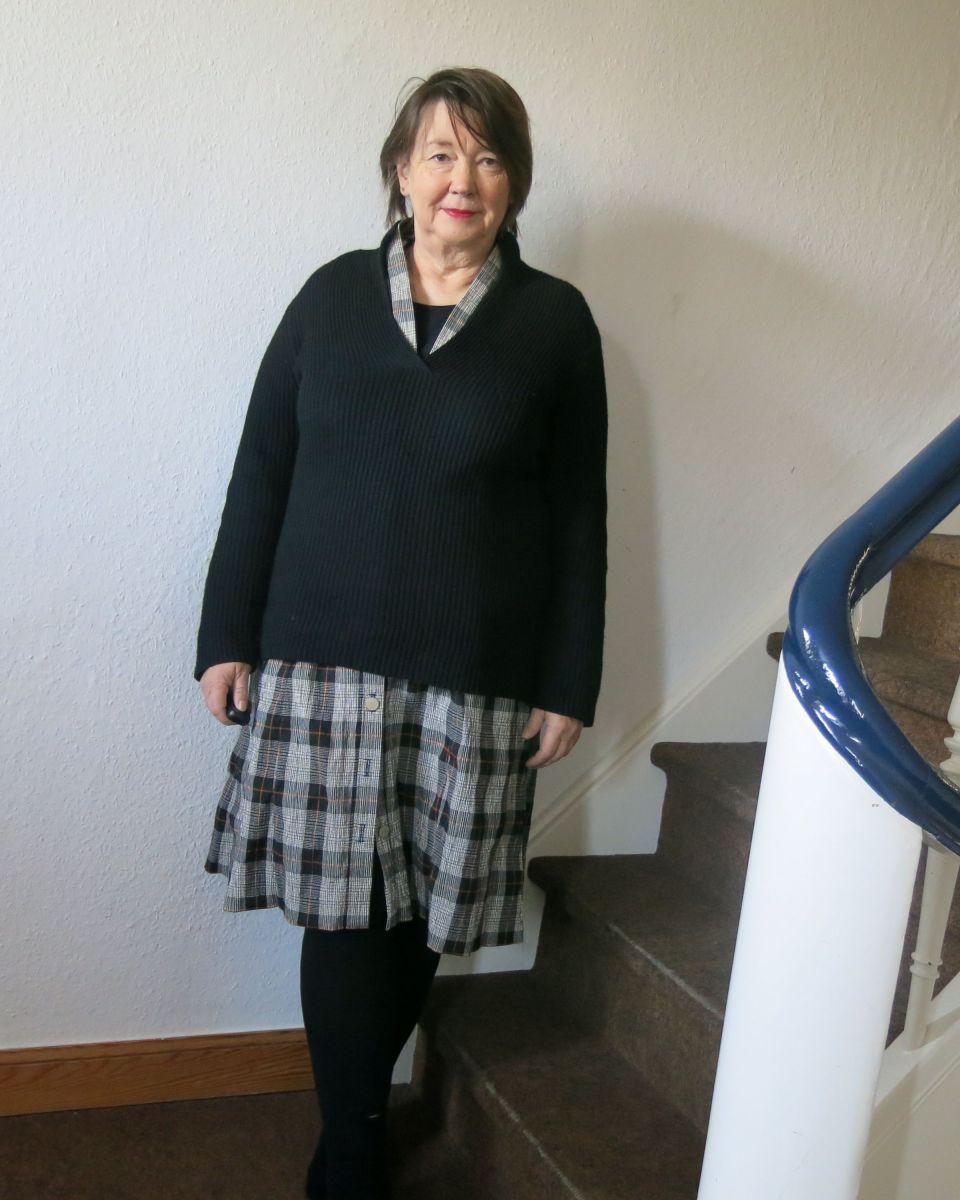 kimonokleid-adf-wollpulli