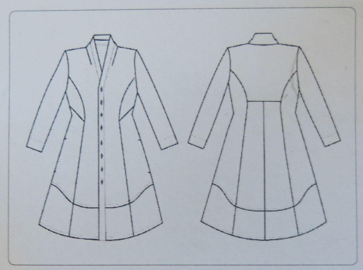 kimonokleid-techn-zeichnung