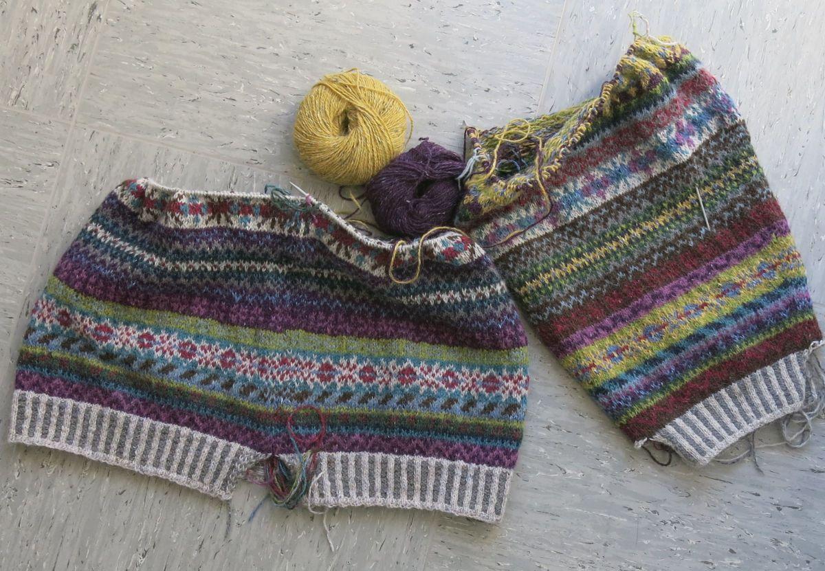 Knit Along | mema